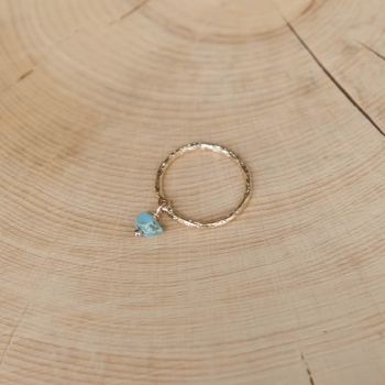 Sixtine Ring - Turquoise