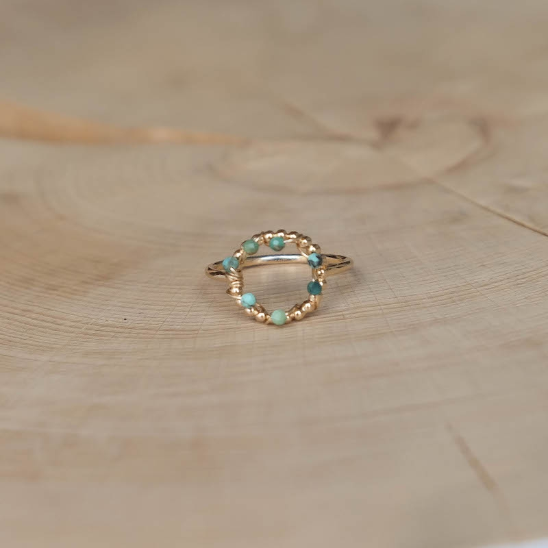 Orphée Ring - Turquoise