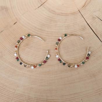 Valéria Earrings - Equinoxe