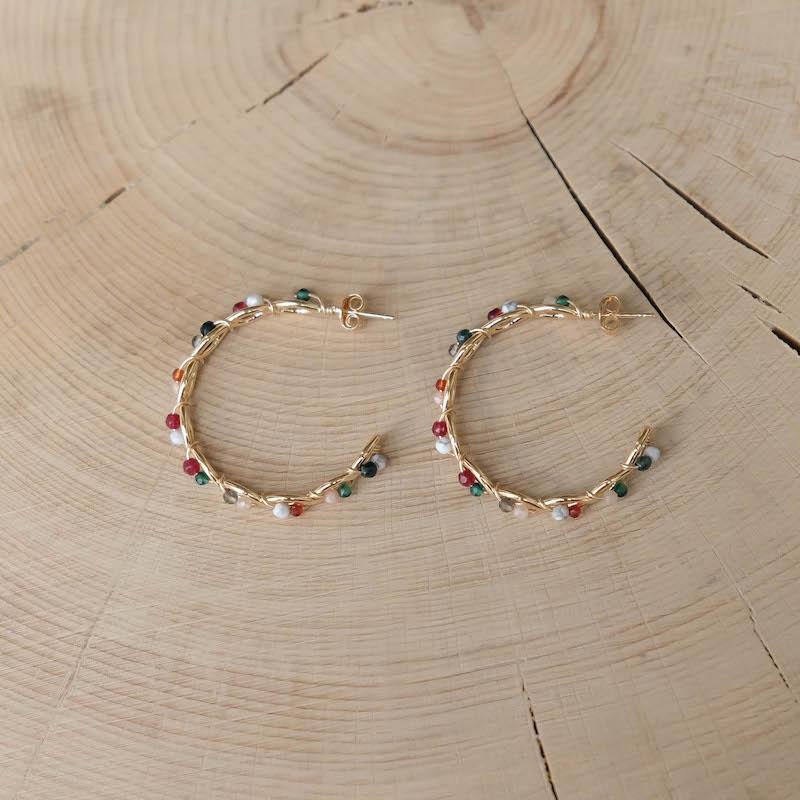 Marion Earrings - Equinoxe