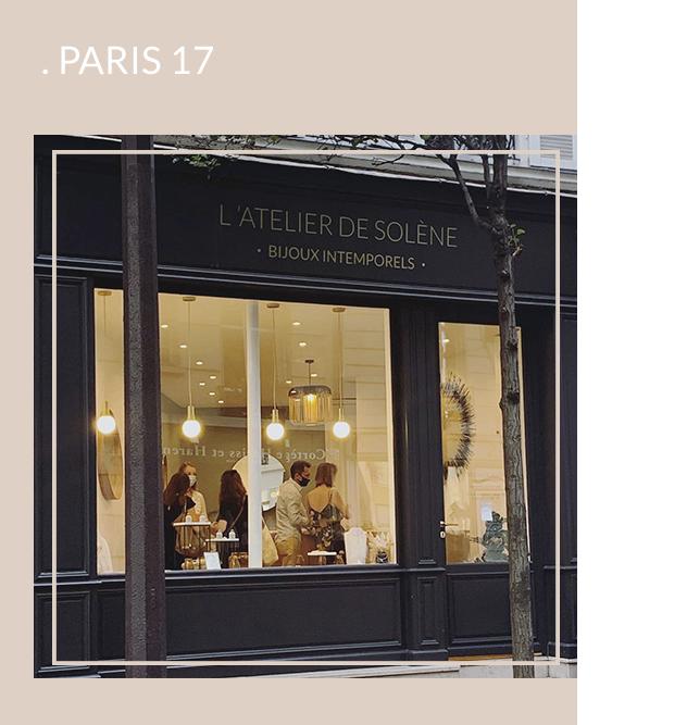 Boutique Paris